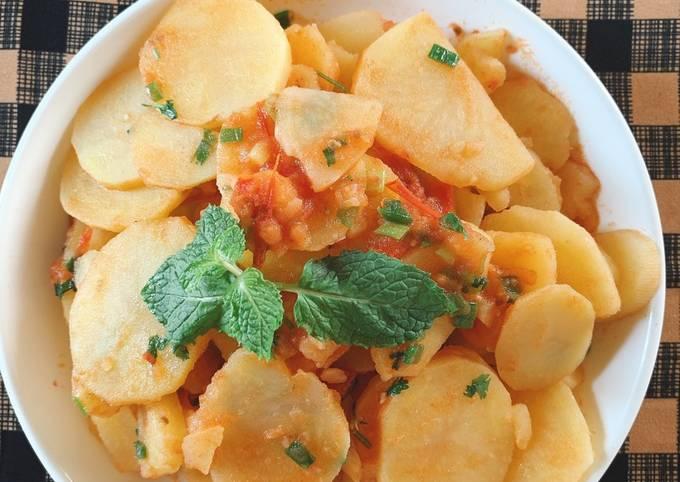 Top 10 Món ăn ngon được chế biến từ Khoai tây hấp dẫn nhất