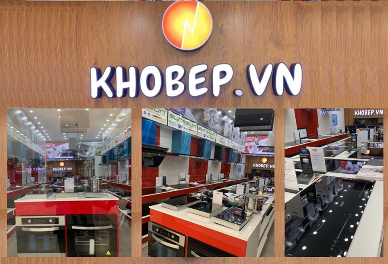 Khobep.vn - Thiết Bị Nhà Bếp Giá Tại Kho
