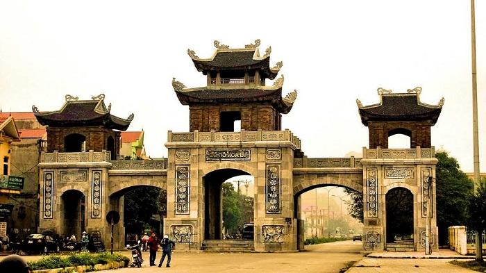 Khu di tích lịch sử cố đô Hoa Lư