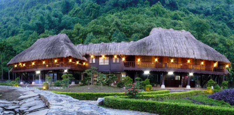 Khu du lịch sinh thái Thung Nham