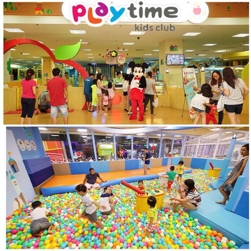 Top 4 Khu vui chơi trẻ em nổi tiếng nhất tại quận 7, TP. HCM
