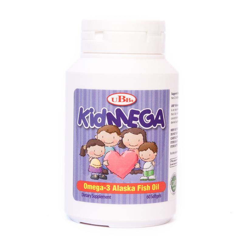 Viên Uống Kidmega
