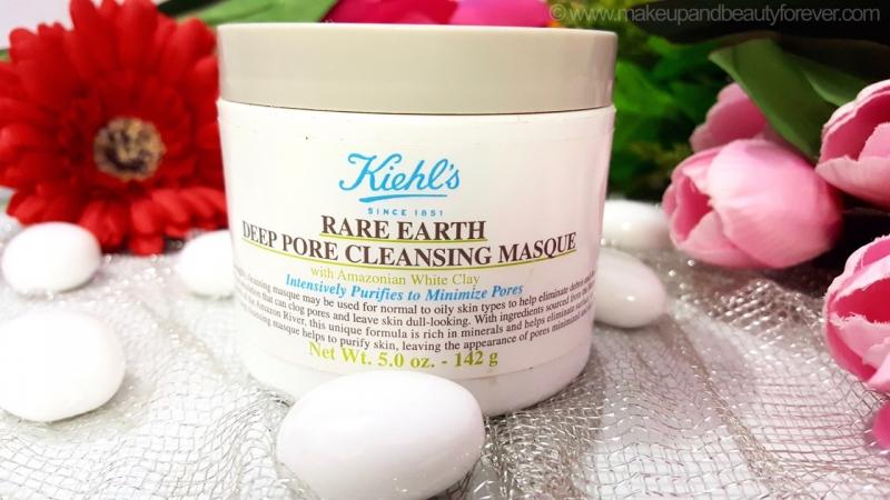 Mặt Nạ Đất Sét Rare Earth Deep Pore Cleansing Masque