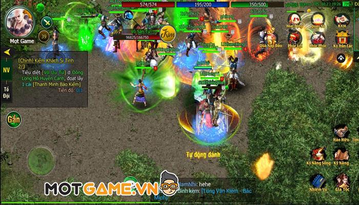 Nhìn lại Kiếm Thế 2009 Mobile sau 2 ngày chính thức ra mắt, huyền thoại thật sự trở lại?