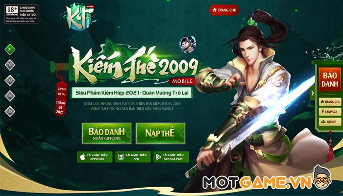 Kiếm Thế 2009 Mobile và Kiếm Thế ADNX Mobile, ai mới là ông vua của dòng game Kiếm Thế trên di động?