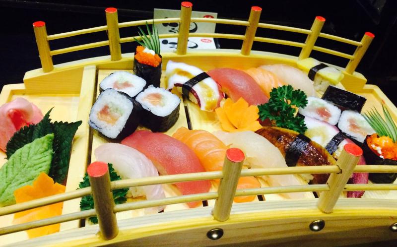 Set Sushi cỡ thường