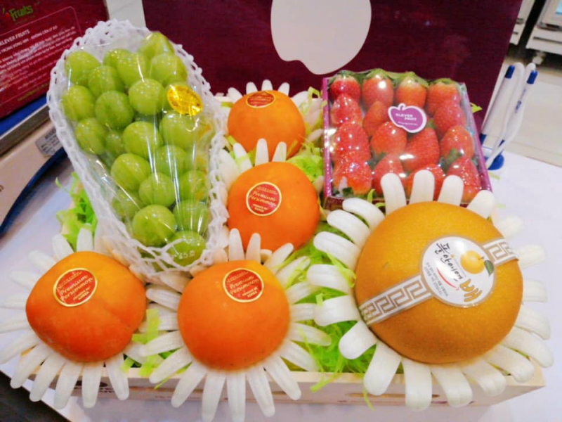 Klever Fruits cung cấp những sản phẩm tươi mới nhất, đảm bảo không chất độc hại