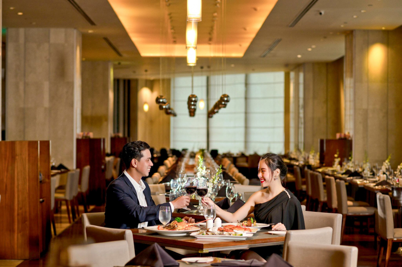 La Brasserie - Hotel Nikko Saigon
