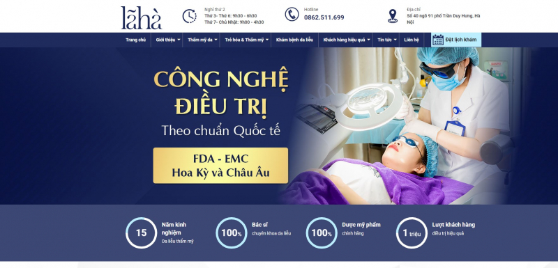 Lã Hà Clinic