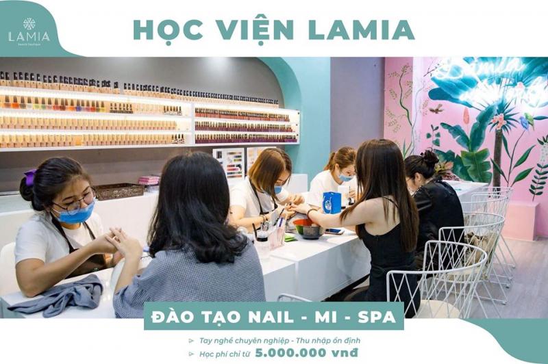 Top 8 Địa chỉ dạy nghề nail uy tín nhất quận Hoàn Kiếm, Hà Nội