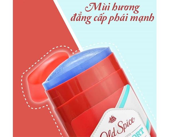 Lăn khử mùi dành cho Nam Old Spice Pure Sport