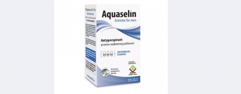 Lăn khử mùi hôi nách dành cho nam Aquaselin