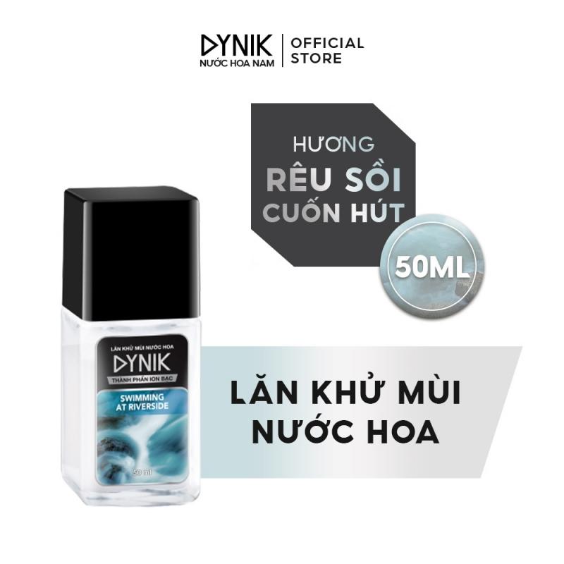 Lăn khử mùi nước hoa nam Dynik
