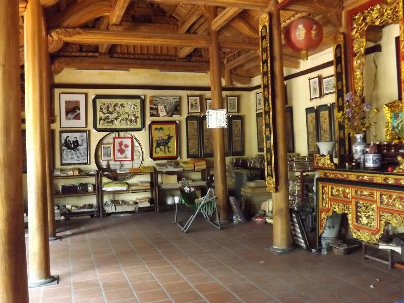 Tranh dân gian Đông Hồ nét tinh hoa văn hóa dân gian Việt