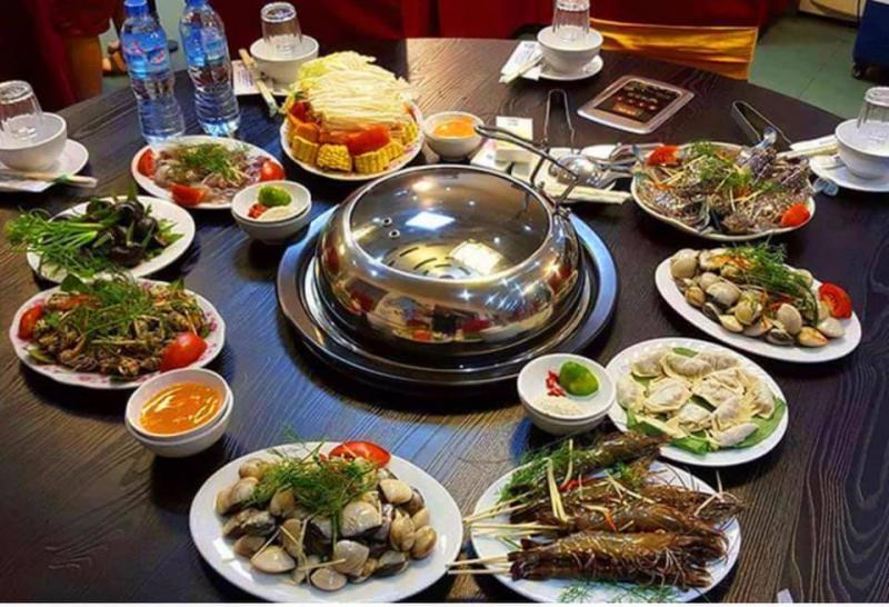 Lẩu Hơi Hương Cảng thực sự lý tưởng cho những bữa ăn cùng gia đình