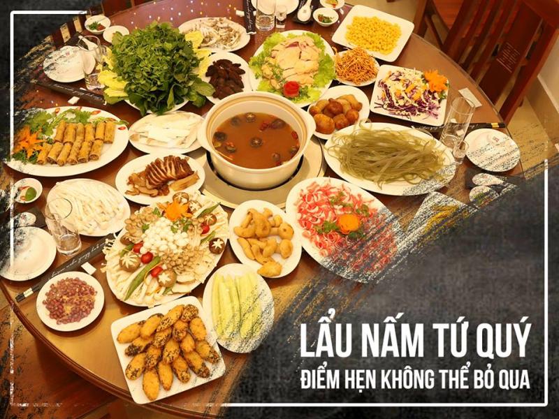 Top 5 Quán lẩu nấm ngon nhất tại tỉnh Thái Nguyên