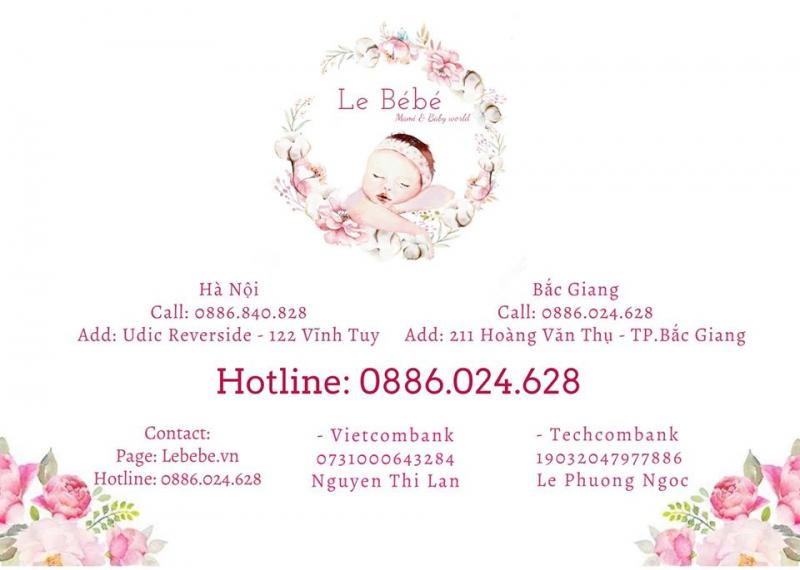 Thông tin của Le Bébé