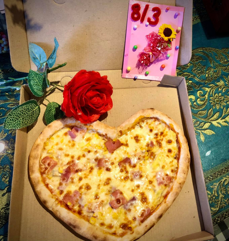 Little Italy pizza Ninh Bình
