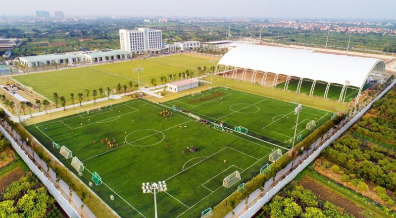 Lò đào tạo bóng đá PVF