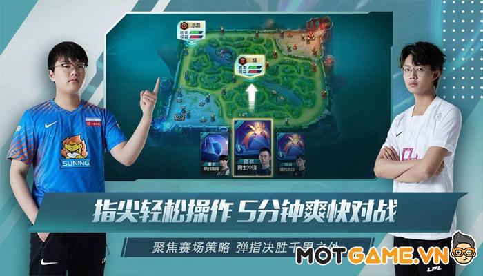 LOL Esports Manager: Game nhập vai quản lý Liên Minh Huyền Thoại di động siêu hot đã mở đăng ký trước!