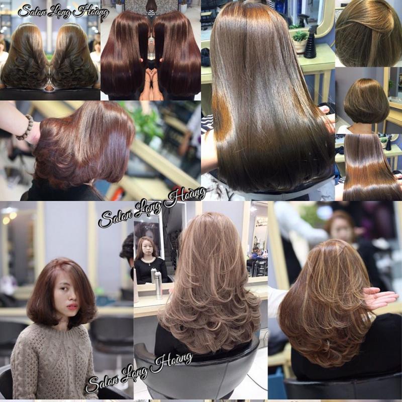Long Hoàng Hair Salon