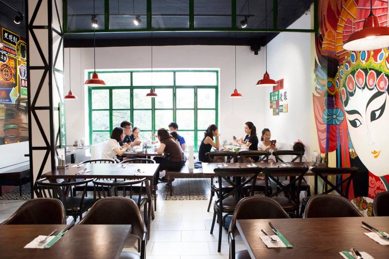 Luk Chew HongKong - Cha Chaan Teng