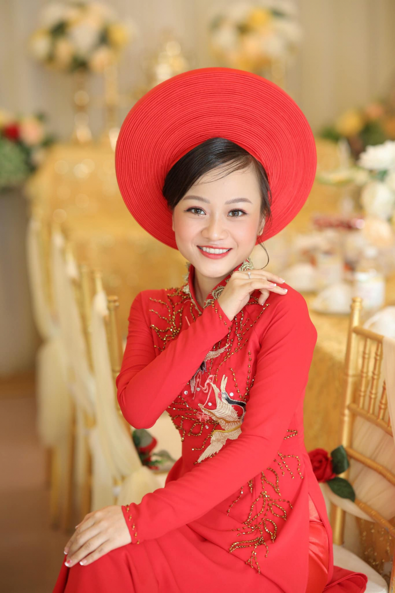 Makeup Nhàng Nguyễn nơi giúp các cô dâu giải tỏa băn khoăn khi chưa biết sẽ xuất hiện với diện mạo như nào trong ngày cưới