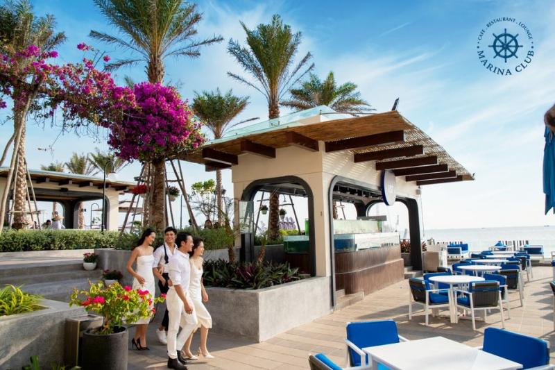 Marina Club (Nhà hàng Lan Rừng cũ)