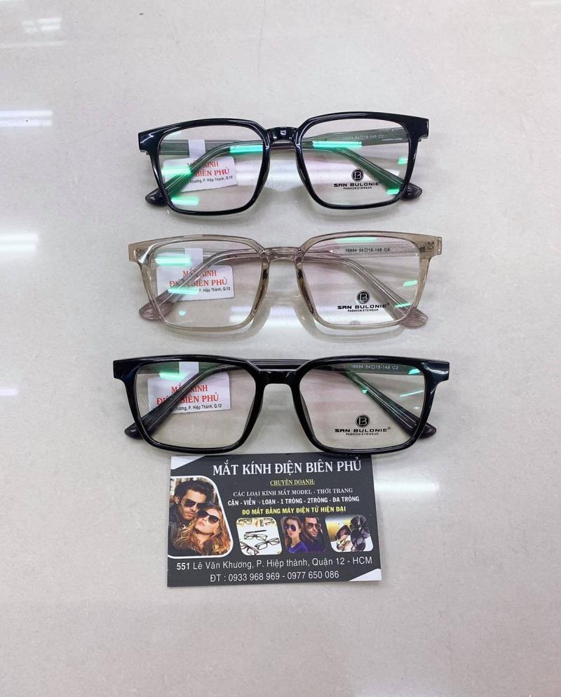 Hãy đến Mắt kính Điện Biên Phủ quận 12 để sở hữu cho mình những chiếc kính không chỉ phù hợp