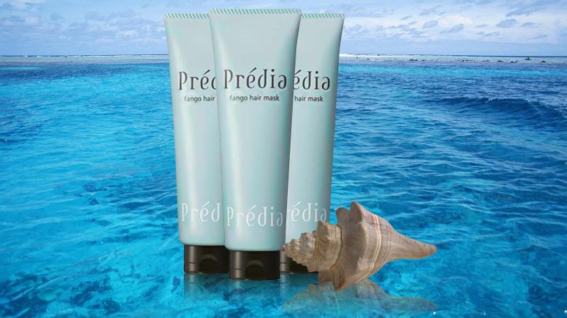 Mặt nạ dưỡng tóc chuyên sâu Kosé Prédia Fango Mask N