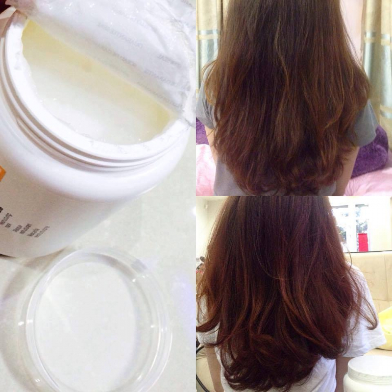 Fanola Nutricare Restructuring Mask là kem hấp dầu chuyên tái tạo tóc hư tổn, khô xơ do dùng nhiều hóa chất, với công thức đặc biệt giàu protein từ sữa có chức năng nuôi dưỡng, phục hồi và gỡ rối tóc cho mái tóc trở nên mềm mượt, dễ chải hơn