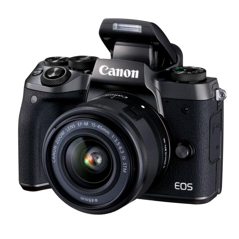 Máy Ảnh Canon EOS M5
