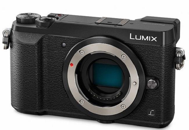 Máy ảnh Panasonic Lumix DMC-G855