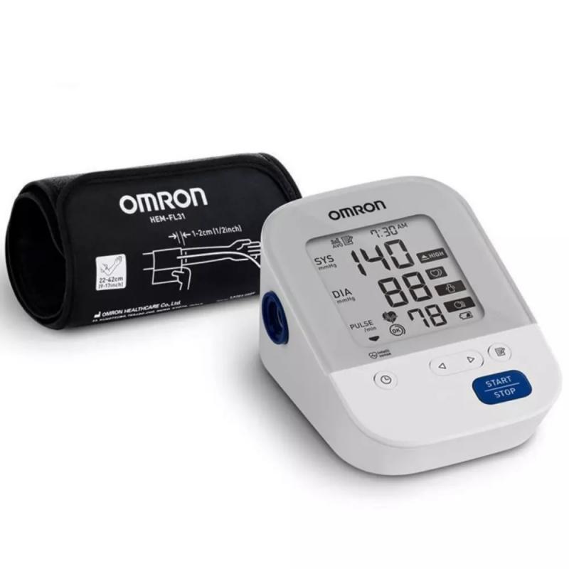 Top 10 Máy đo huyết áp tốt nhất của thương hiệu Omron