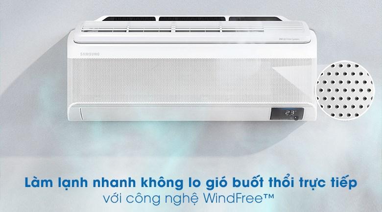 Top 10 Điều hòa, máy lạnh Samsung được ưa chuộng nhất hiện nay