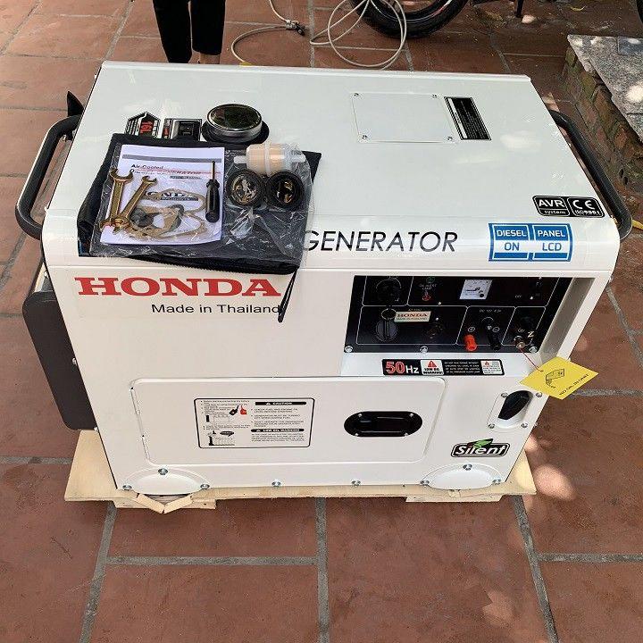 Máy Phát Điện Honda Chạy Dầu 5Kw HD9500EV