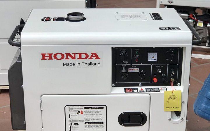 Máy Phát Điện Honda Chạy Dầu 8Kw SD1100EX
