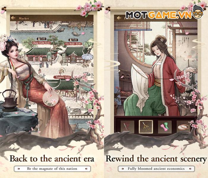 Merchant Master: Game mô phỏng kinh doanh như Đại Chưởng Quỹ!