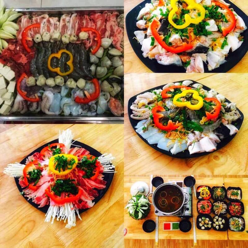 Những món ăn hấp dẫn ở Mì Cay Yagami
