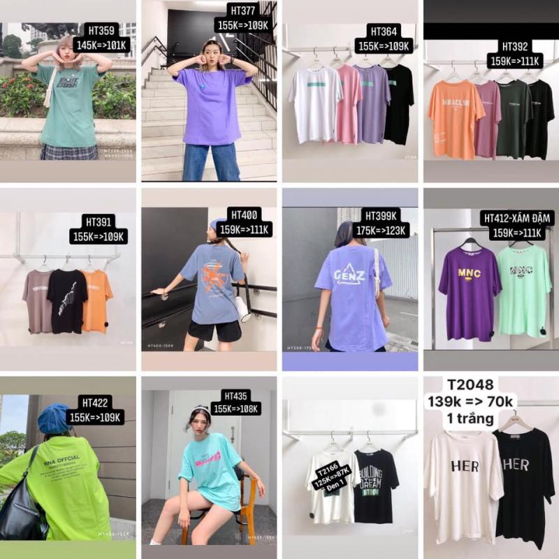 Top 10 Shop quần áo nữ đẹp và chất lượng nhất TP. Thái Nguyên, Thái Nguyên