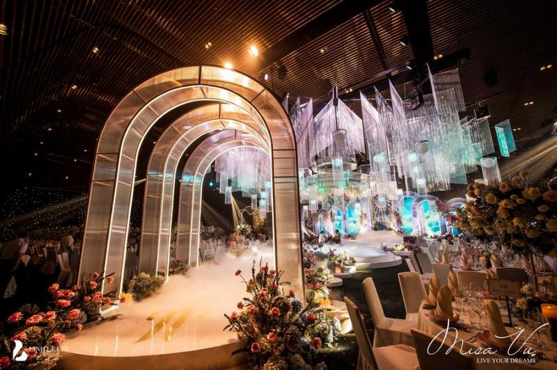 Misa Vu là nơi tổ chức và trang trí tiệc cưới chuyên nghiệp, đẳng cấp tại thành phố Hồ Chí Minh