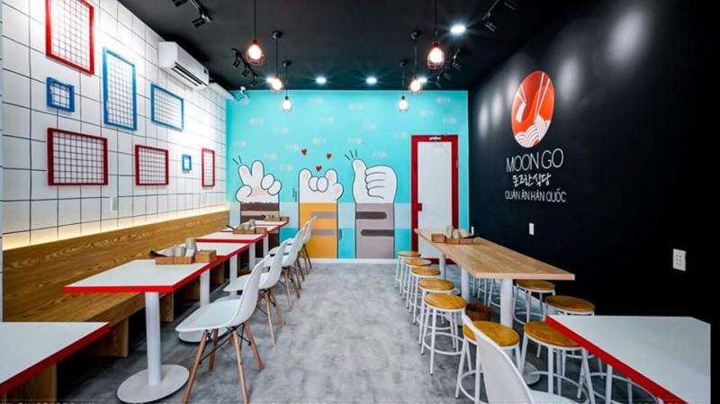 Moon Go - Quán ăn Hàn Quốc