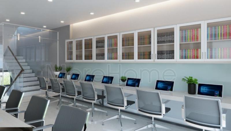 Top 10 Dịch vụ thiết kế nội thất văn phòng nổi tiếng nhất ở Hà Nội