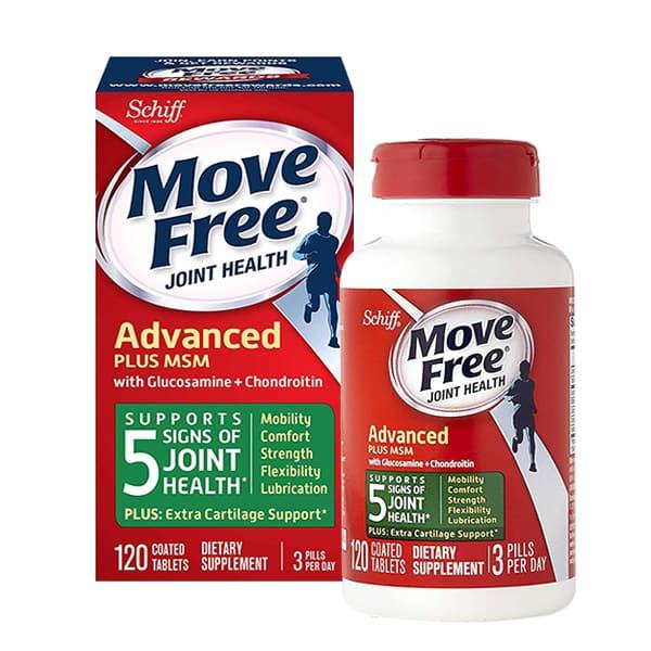 Move Free Glucosamine Chondroitin MSM nhập khẩu từ Mỹ