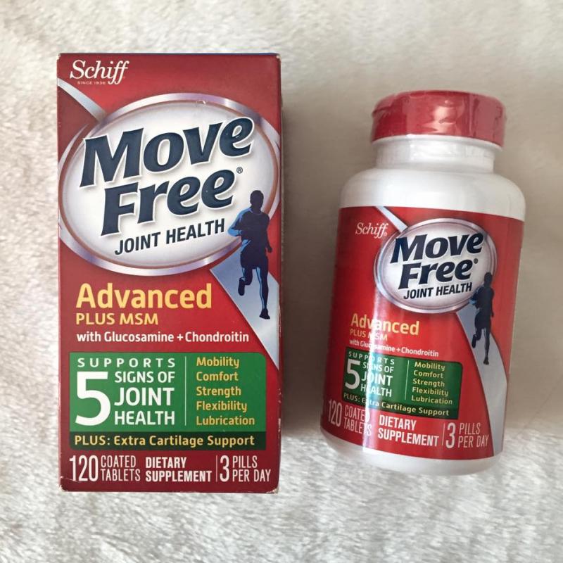 Move Free Glucosamine Chondroitin MSM