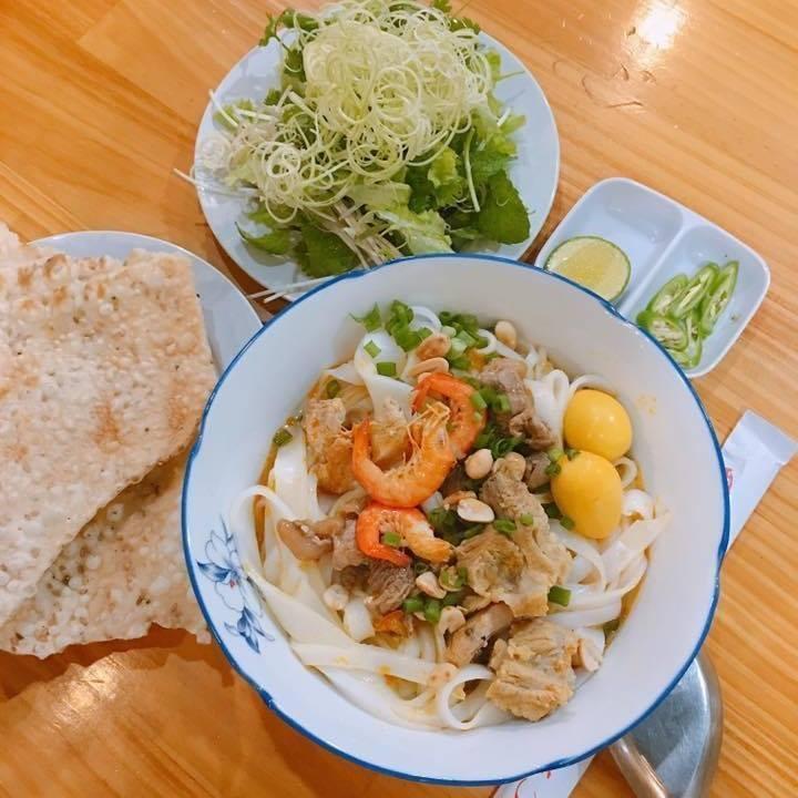 Top 9 Địa chỉ bán mì Quảng ngon và chất lượng nhất tại Quy Nhơn, Bình Định