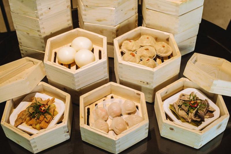 Dimsum là một trong những món được thực khách ưa chuộng nhất