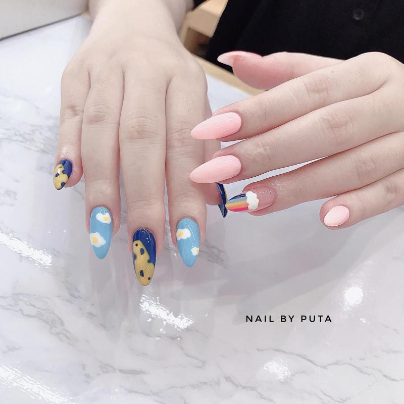 Top 10 Tiệm làm nail đẹp và chất lượng nhất Quận Hai Bà Trưng, Hà Nội