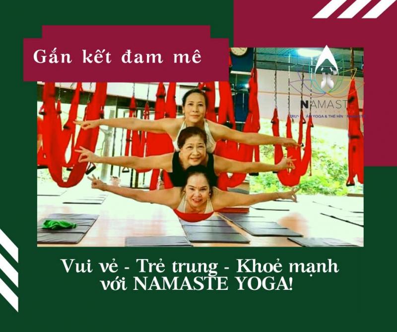 Namaste Yoga & Fitness