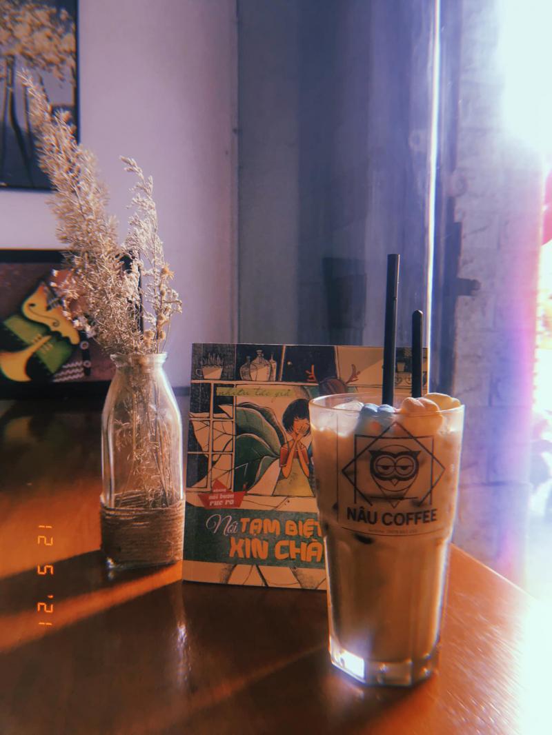 Nâu Coffee